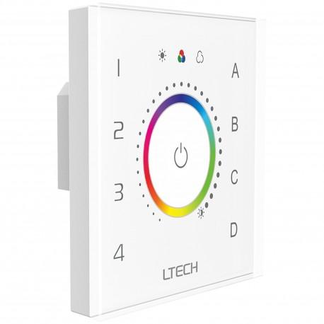 LED Touch Panel RGB DALI - EDT3