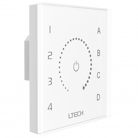 LED Touch Controller DALI DIM - EDT1