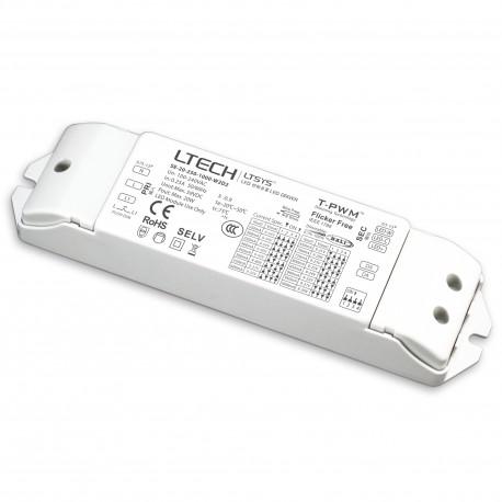 LED Driver DALI 250-1000mA 20W - SE-20-250-1000-W2D2