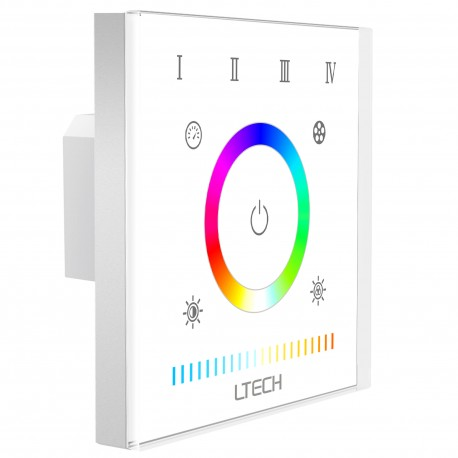 LED Touch Controller RGBWY - E5S