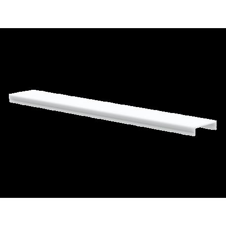 Cover LED Profile 3535 - Flat - Opal diffused