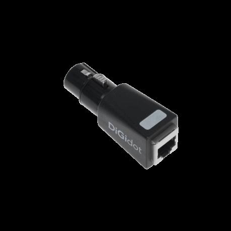 DiGidot RJ45 DMX adapter