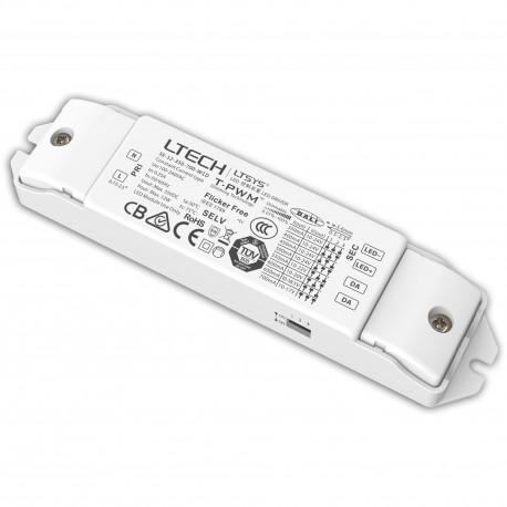LED Driver DALI 350-700mA 12W - SE-12-350-700-W1D