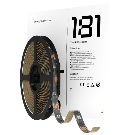 DiGi LED Strip RGB 38mm 12V