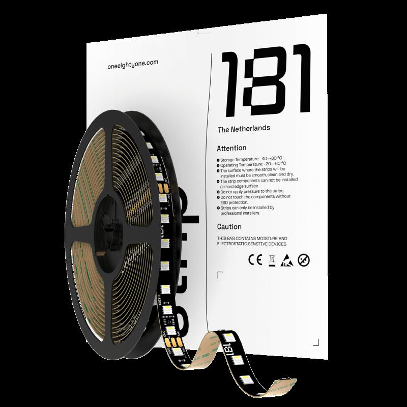 DiGi LED Strip RGBW 100mm 24V