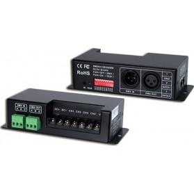 LED Controller DMX 4x350mA - LT-840-350