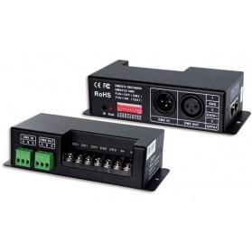 LED Controller DMX 3x8A - LT-830-8A