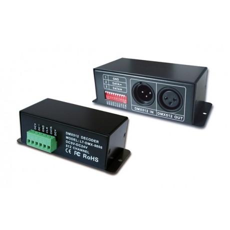 LED Controller DMX-to-DiGi 8806
