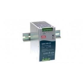 Meanwell DIN rail PSU 24V 10A 240W (SDR-240-24)