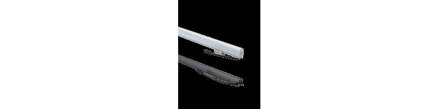 Dynamic LED strips