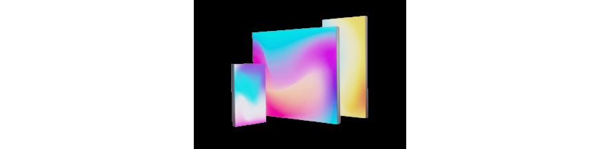Dynamische LED Panelen