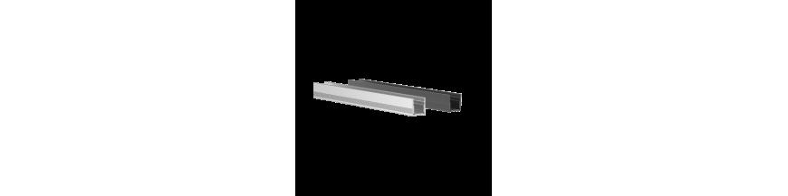 Aluminium LED Profielen & Kappen