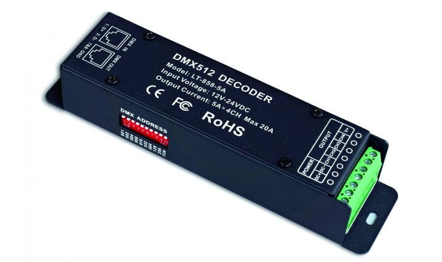 DMX-PWM CC Controllers
