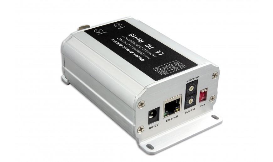 ArtNet-DMX Lightning System