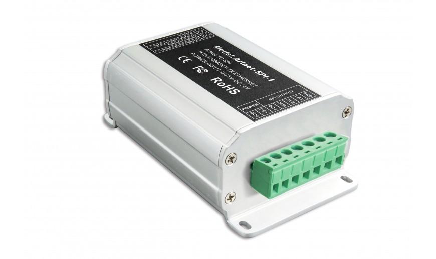 ArtNet-SPI Lightning System
