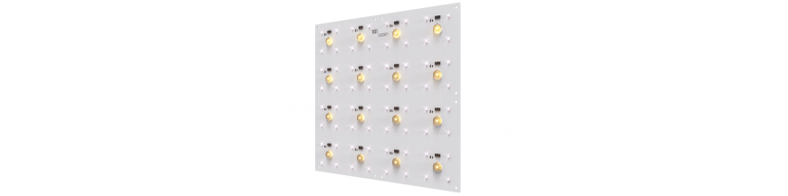 Dynamic LED Backlight panels
