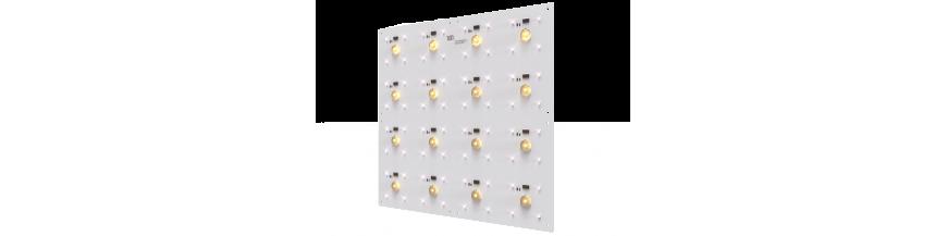 Dynamische LED Backlight panelen