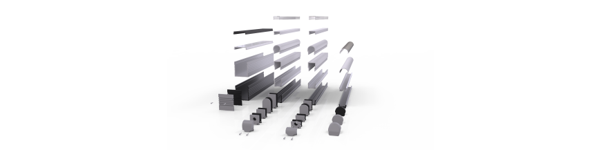 Aluminum LED Profiles and Covers