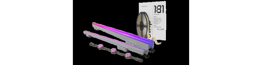Statische LED Verlichting
