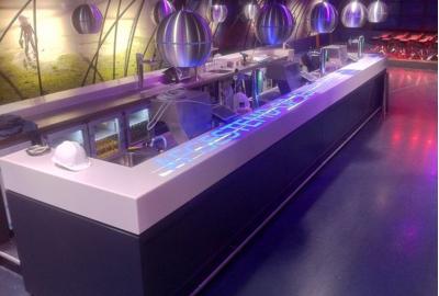 Ziggo Dome LED panels
