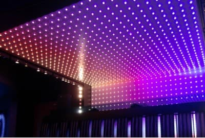 Many possibilities with LED lighting