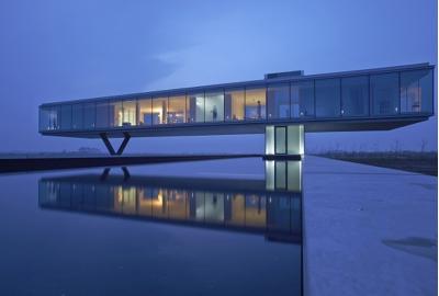 LED lighting in Villa Kogelhof