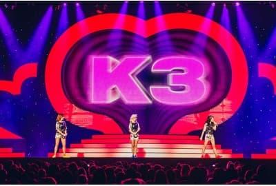 K3 Podiumtour