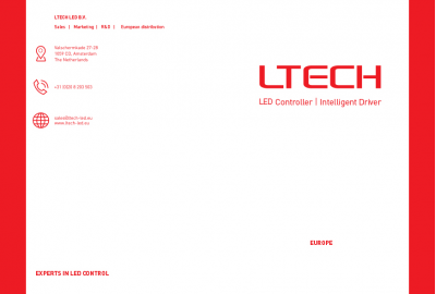 New LTECH Brochure 2019